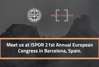 ISPOR 21at Annual European Congress